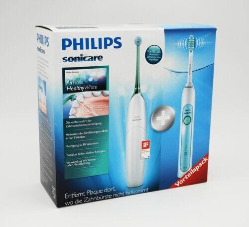 PHILIPS Sonicare Airfloss Modell HX8271//20 Neu /& OVP Healthy White