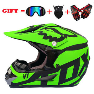 Off Road Casco Motorcycle Moto Dirt Bike Motocross Racing Helmet