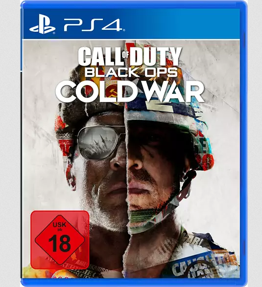 Call of Duty - Black Ops Cold War (COD) (PS4)
