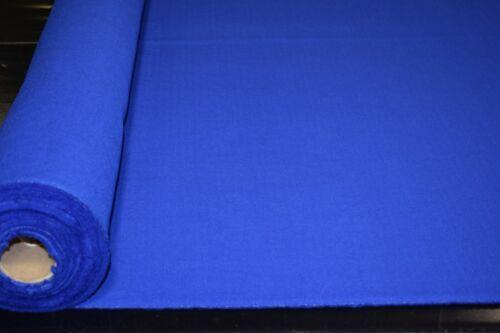 """Royal Blue Heavy Jersey 4 Way Stretch 12 oz 58/"""" Poly//Lycra Fabric"""