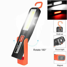 Cob Led Work Light Magnetic Usb Rechargeable Inspection Lamp Hand Torch Wl