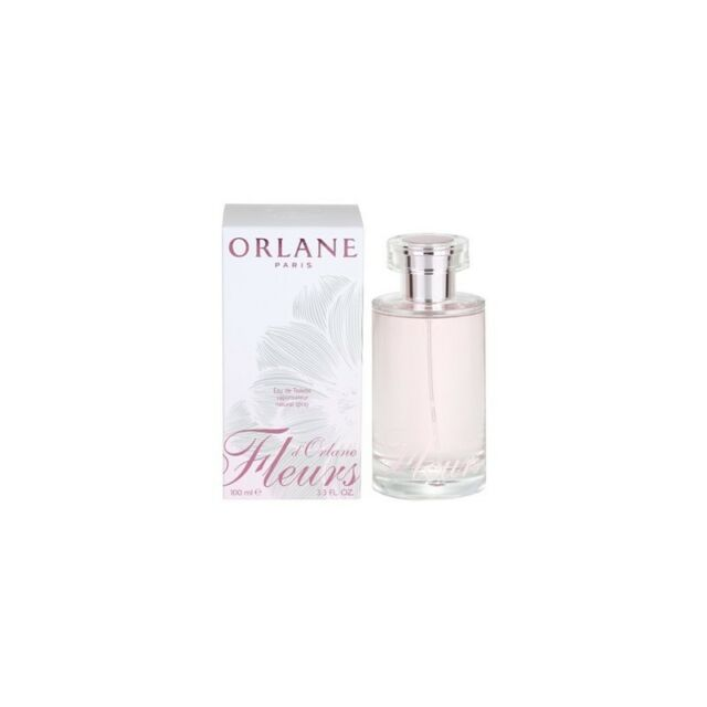 ORLANE Fleur D'ORLANE Eau de Toilette 100ML Vapo