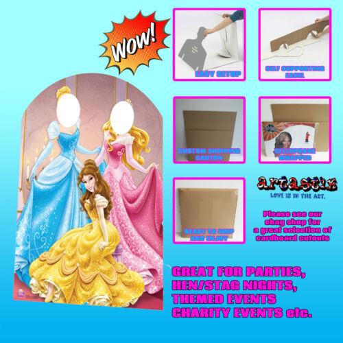 Disney Princess Stand in Enfant Taille Carton Découpe SC599