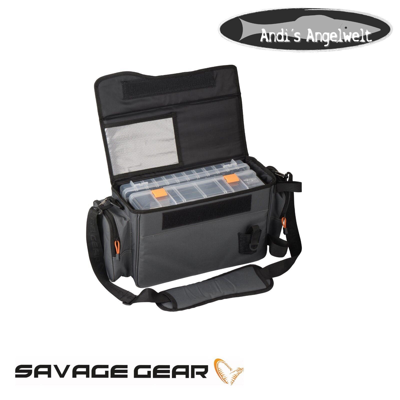 Savage Gear Lure Specialist Shoulder Bag L L L Incl. 2 BOX 5d0b7a
