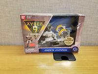 Bandai Xyber 9 Dawn Jack's Jumper Vehicle, Brand