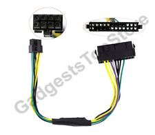24 to 8 Pin ATX Dell Optiplex 3020 7020 Power Supply Motherboard ...