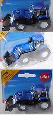 Siku 1355 New Holland T8.390 Traktor mit Frontlader blau, OVP Neuheit