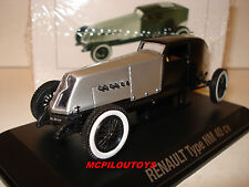 NEW NOREV RENAULT TYPE NM 40CV 1926 au 1/43°
