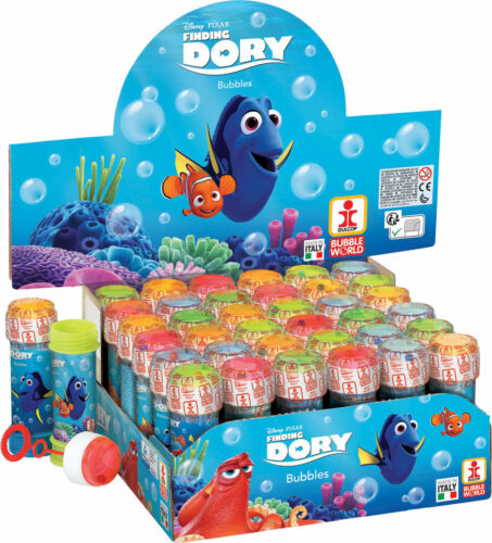 FINDING DORY BUBBLES Disney//Party Bag Fillers//Toys /& Games Select Quantity