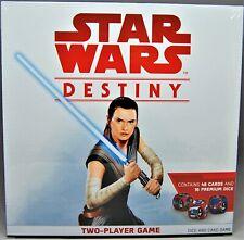 Star Wars Destiny 2 Player Starter Set Captain Phasma #2 Rare w// Die