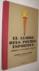 EL-LLIBRE-DELS-POEMES-ESPORTIUS-FERRAN-SOLA-I-FORC-EN-CATALAN