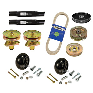 Details about Rebuild Kit for John Deere LT133 LT150 LT155 Custom 38