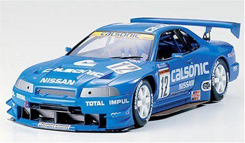 Tamiya 1/24 Sports Car Series Calsonic GT-R (R34)