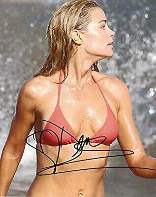 "DENISE RICHARDS 8/"" X 10/"" glossy photo reprint"