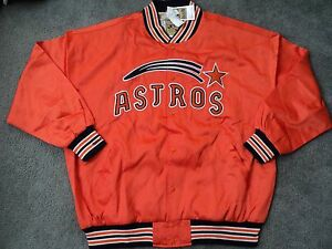 31e5878a933 Image is loading Mitchell-amp-Ness-1971-Houston-Astros-throwback-jacket-