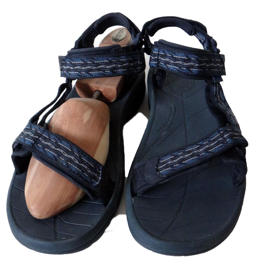 Sandali e scarpe per il mare da uomo TEVA 14 sandal shoe water strap Terra Fi Lite firetread