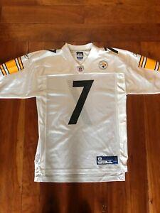 best website 28d29 1c957 Details about NFL Men's PITTSBURGH STEELERS - BEN ROETHLISBERGER JERSEY #7