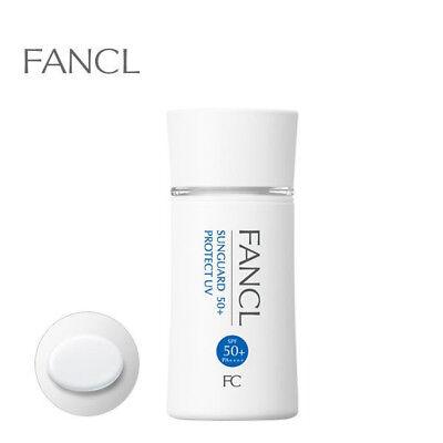 Shiseido FANCL Sunguard 50 Protect UV SPF50+ PA++++ Sunscreen 60ml Japan