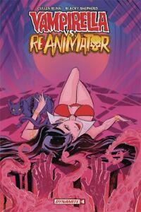 Vampirella Roses For Dead #3 Cover B NM 2018 Dynamite Vault 35