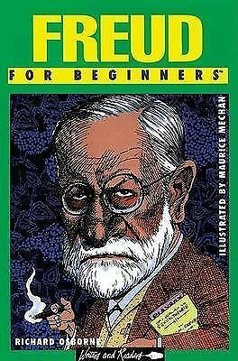 Freud for Beginners (Writing and Readers Documentary Comic Books)-ExLibrary