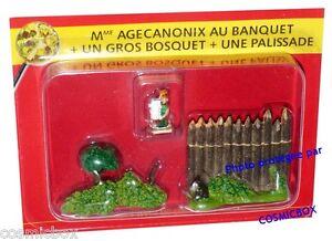 Le-VILLAGE-d-039-ASTERIX-n-21-figurine-Mme-AGECANONIX-gauloise-Atlas-PLASTOY-figure