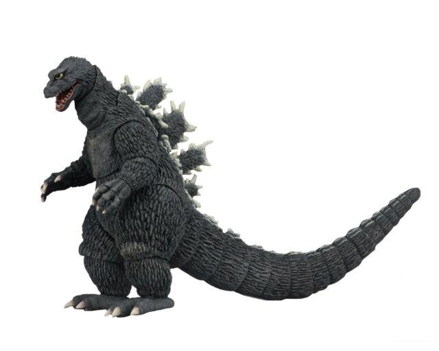 "Godzilla - 12"" Head-to-Tail Action Figure – 1962 Godzilla - NECA"