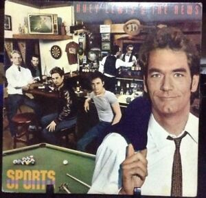 HUEY LEWIS & THE NEWS Sports Album Released 1983 Vinyl/Record  Collection USA