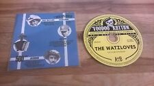CD Pop Watzloves - Catch Me A Possum (13 Song) VOODOO RHYTHM