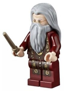 New Sealed No Lego Harry Potter 16 Albus Dumbledore