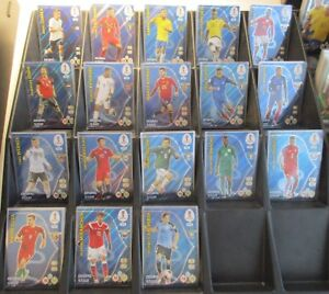 Panini-Fifa-World-Cup-Russie-2018-Adrenalyn-XL-Rising-Star-Cartes-pour