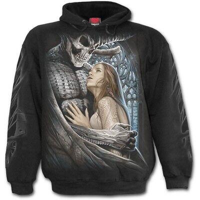 SPIRAL DIRECT DEVIL BEAUTY T SHIRT Tattoo////Demon//Love//Goth//Devil//Tee//Women