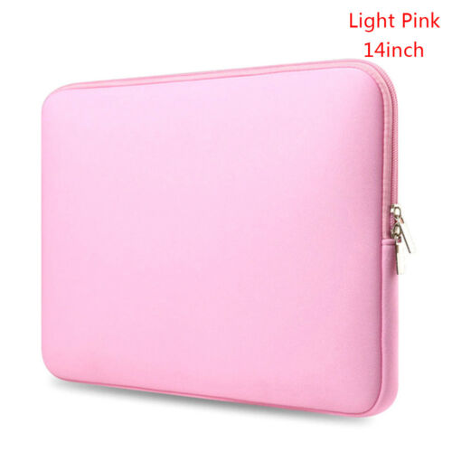 Laptop Case Bag Soft Cover Sleeve Pouch For 14/'/'15.6/'/' Macbook Pro Noteb`US