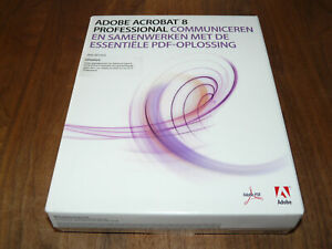 Adobe-Acrobat-8-0-Professional-fur-Mac-niederlandische-Vollversion-Nederlandse