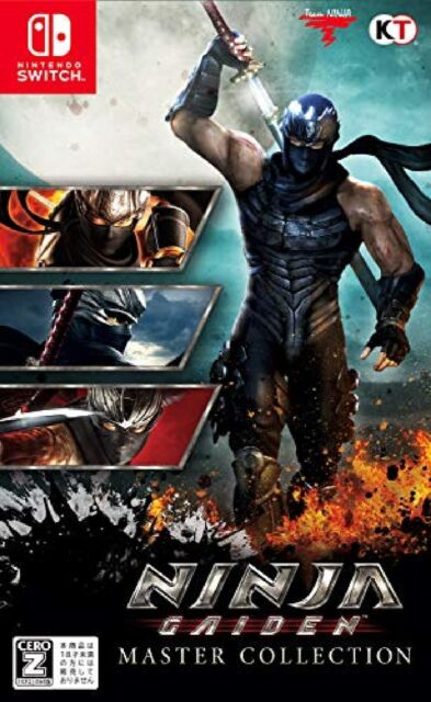 New Ninja Gaiden  Master Collection Nintendo Switch from JAPAN