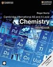 Cambridge International AS and A Level Chemistry Workbook with CD-ROM by Roger Norris (Mixed media product, 2016)