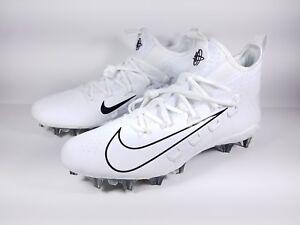 4c51a7e1a Nike Size 12.5 Alpha Huarache 6 Elite Lax Lacrosse Cleats White ...