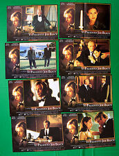 G46 LOTTO FOTOBUSTE VI PRESENTO JOE BLACK BRAD PITT ANTHONY HOPKINS