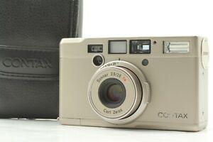 near-Mint-Contax-Tix-Carl-Zeiss-28mm-f2-8-T-Punkt-schiessen-APS-Film-Japan-1126