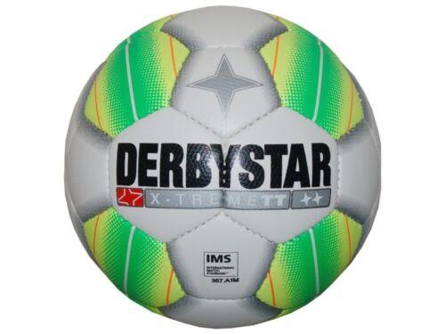 Derbystar X-Treme TT Fußball Gr.5 TrainingBall International Matchball Standard Bälle
