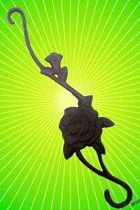Wandhaken Motiv 1 Rose Garderoben Eisen Vintage Ästhetik Handtuch Halter Küche Den Menschen In Ihrem TäGlichen Leben Mehr Komfort Bringen Stilmöbel Nach 1945