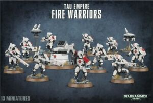 Tau-Empire-Fire-Warriors-Squad-of-10-Warhammer-40k