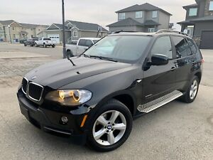 2009 BMW X5 3.0i X-DRIVE AWD LOW KMS 7 SEATER NAVIGATOR