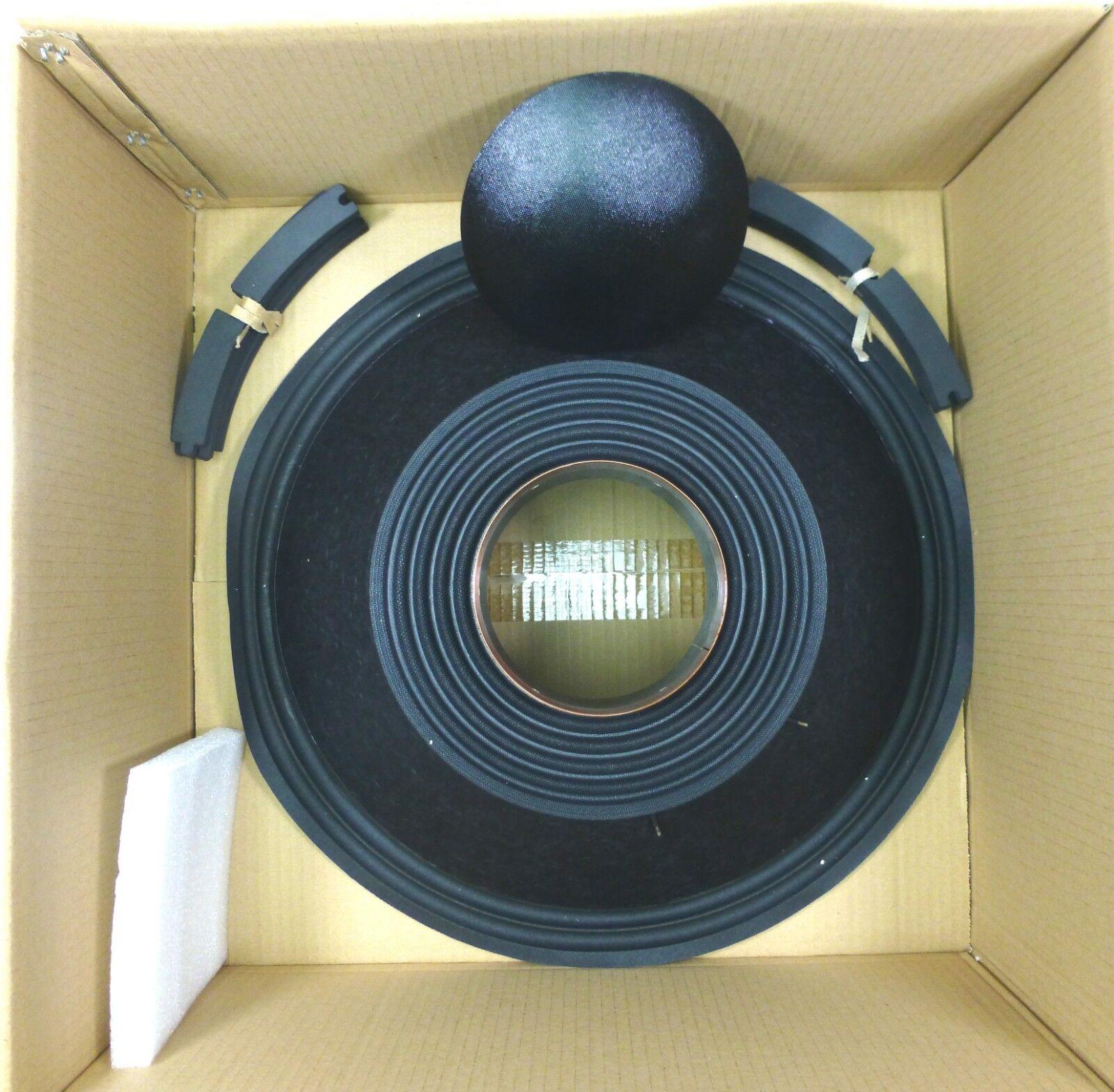 RK LASE 21LW-2400 21  Speaker 5  Voice Coil @ 8 Ohms ReCone Kit.