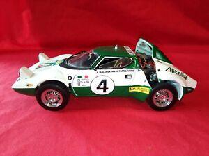 1-18-Sun-Star-Lancia-Stratos-Swedish-Rally-1970-039-S-Used-Condition