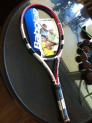 *NEU*BABOLAT PURE AERO Team Tennisschläger L2 Nadal 285g FSI racket drive strung