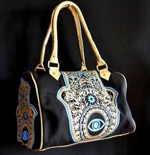 Bag Tote Fatima Hand Khamssa Evil Eye Envy Protection Hamsa Main De Fatima Sac