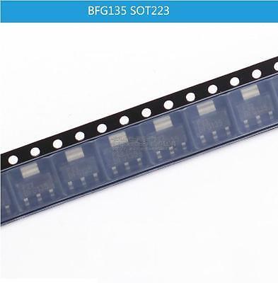 2PCS BFG135 TRANS NPN 7GHZ 150MA 15V SOT223 NEW Z3