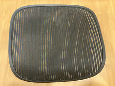 New Listingherman Miller Aeron Chair Seat Mesh Size B Medium Black 3d01 Part Parts 240817