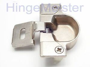 Exceptionnel Image Is Loading Reconditioned Nickel Grass 839 27 FaceFrame Cabinet Hinge