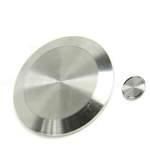 "1PC Stainless Steel Sanitary End Cap For 2"" Tri-Clamp END Pipes Blank Flange"